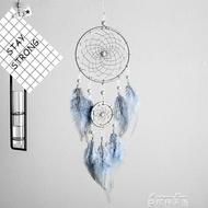 少女的捕夢網diy手工掛飾材料包風鈴補鋪夢網汽車掛件鑰匙扣禮品