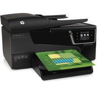 二手故障 HP Officejet 6600 雲端多功能事務機 WIFI 列印 影印 掃描 傳真 觸控螢幕