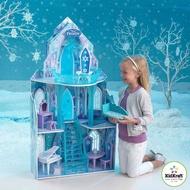 美國 KIDKRAFT 迪士尼冰雪奇緣娃娃屋