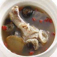 【捷康大廚在家】竹笙香菇雞湯 (一袋5包入)