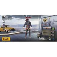Account PUBG for sale (Swap M416 upgrade skin)