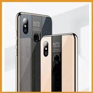 華為Y7 Pro Y9 2019 Nova 3i 3鏡頭保護雙色手機殼 全包邊按鍵手機殼 電鍍軟邊 防刮防摔保護殼 全包保護