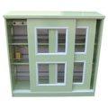 【劍聲幼教】【塑鋼茶杯牙刷收納櫃】櫃子、收納櫃、茶杯櫃、櫥櫃、家庭、幼稚園