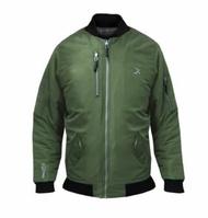 【H.Y SPORT】EGXTECH 衣格 BJ-MA1W女款經典飛行保暖夾克 黑/藏青/軍綠 飛行外套