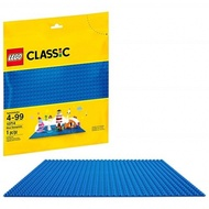 LEGO 樂高 Classic Blue Baseplate 10714 Building Kit(1 Piece)