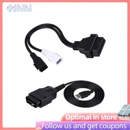 Ddhihi Diagnostic Cable EOBD OBD2 OBDII 1260 ECU Chip Tuning Interface Car Program