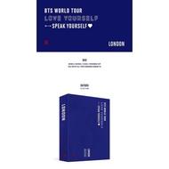 BTS SPEAK YOURSELF 倫敦 DVD 空專