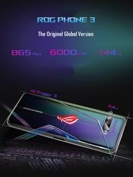 ASUS ROGโทรศัพท์3 Global Version 5Gสมาร์ทโฟนSnapdragon865plus 256/512ROM 6000MAh OTA Update Android Q Gamingโทรศัพท์ROG 3