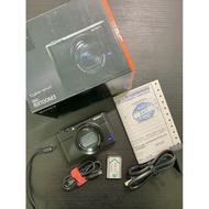 二手九成新|Sony DSC-RX100M3 輕巧 類單眼 相機 公司貨 單眼相機