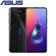 ASUS ZENFONE 6智慧型手機ZS630KL(6G/128G)-迷霧黑【愛買】