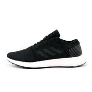 ADIDAS PUREBOOST GO 男跑步鞋-AH2319-黑白