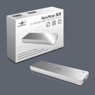 【Vantec 凡達克】NexStar SX M.2 SATA SSD to USB 3.1 Gen 2 Type C 外接盒(NST-203C3-SV / SG)