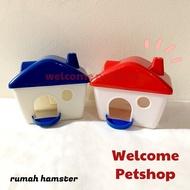 Hamster House / Hamster Bed / Hamster Cage / Hamster Accessories