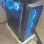 連SAMSUMG 27吋 曲面螢幕 一體式水冷 Core™ i7-6700 處理器 Gaming Desktop,32G ...