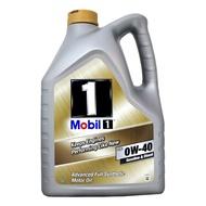 Mobil 1 0W40 Like New 全合成機油 5L