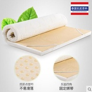Thai natural latex mattresses/Double single latex mattresses thickening