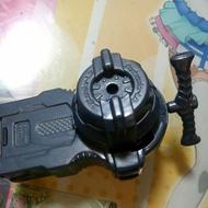 戰鬥陀螺 鋼鐵奇兵 雙迴旋發射器
