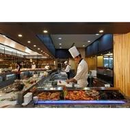 礁溪長榮鳳凰酒店-桂冠自助餐廳雙人午晚餐券