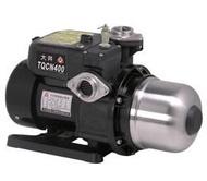 【川大泵浦】 大井TQCN-400熱水加壓機。1/2HP加壓馬達 。低噪音加壓機。 品質好 不生鏽材質 水量超大