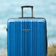 【NaSaDen 納莎登】新無憂髮絲紋防刮系列TSA海關鎖29吋拉鍊行李箱(達恩藍)