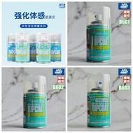 新品優惠模型超市GSI 郡士 B601 B602 B603 水性 消光 光澤 噴罐 保護漆