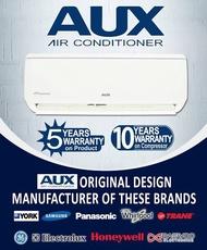 AUX Airconditioner (No. 1 inverter aircon)