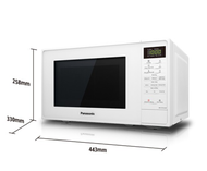 Panasonic NN-ST25JWYPQ Microwave Oven