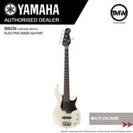 READY STOCKS - Yamaha BB235 Electric Bass Guitar - BB Series Electronic Guitars Absolute Piano - The Music Works GA1