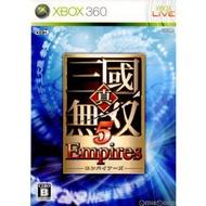 [Xbox360]真實、三國無雙5 Empires(empaiazu)(20090528) Media World