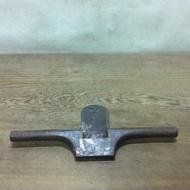 WH10333【四十八號老倉庫】二手 早期 小林利 木工 工具 鉋刀 刨刀 24cm 南京鉋【懷舊收藏擺飾道具】