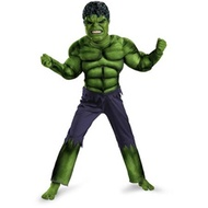 Hulk Basic Child Halloween Costume