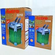 小五花水族街 Astro 2206 2210 阿姆斯壯 方桶、圓筒過濾器