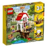 樂高 LEGO - 【LEGO樂高】3合1創作系列 31078 尋寶樹屋