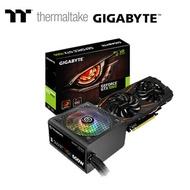 Thermaltake曜越 Smart RGB 500W 電源供應器 + GIGABYTE技嘉 GTX1060 WF2OC-6GD 顯示卡