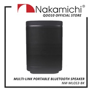 NAKAMICHI PLAYLINK MLOS3 Multi-Link Portable Bluetooth Speaker