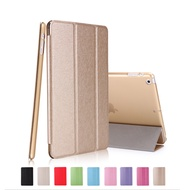 Flip Case For Apple iPad 2 3 4 9.7inch Tablet Leather Smart Magnetic Stand Shell Cover For Ipad Mini 1 2 3 4 clear Coque Case