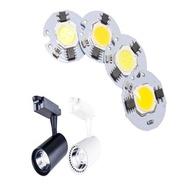 10Pcs 3W/5W/7W/9W White/Warm White COB Led Chip No Need Driver for DIY Bulb Downlight Track Light