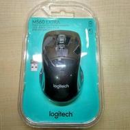 羅技 Logitech M560 無線滑鼠 - 黑