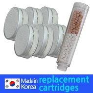 [DEWBELL]Care-Ae shower head filter/replacement cartridges/softens the water by air bubbles