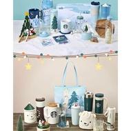 (預購)韓國星巴克聖誕節商品