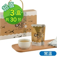 【全漁淬】滴魚精 虱目魚 手提禮盒組×3盒組(每盒60ml/10包)