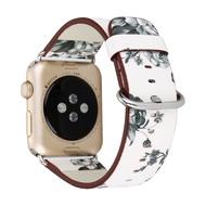 VitaEnenสายนาฬิกาApple Watch 44มม.,สายนาฬิกาข้อมือลายดอกไม้สำหรับเปลี่ยนสายนาฬิกากำไลข้อมือเหมาะกับApple Watch Band44มม. สายเปลี่ยนสำหรับApple Watch Series 5