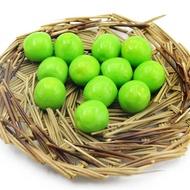 Mini Fruits Artificial Import-Buah-buahan Mini Palsu- Apple Green/dekorasi rumah/buah apel hijau palsu