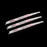 Jig Saw Blade Jig Saw Blade Multifunction Reciprocating Saw Blade Wood Bi-metal Saw Blade Woodworking DIY Durable