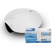 【過濾細菌、病毒、淨化空氣】BRISE M1 車用空氣清淨機,贈1盒鉅瑋防護口罩(50片/盒),送完為止