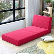 【熱銷】創意單人懶人沙發單人折疊床躺椅個性可愛榻榻米沙發歐式現代沙發IKEA