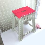 翰庭 45cm止滑摺合椅(紅.藍) BI-5886 露營 戶外 洗車 椅 電腦椅 海灘椅 折疊椅 摺疊椅 (依凡卡百貨)