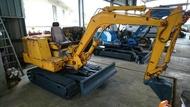 怪手 挖土機 IHI 石川島 GX30級 油壓操作 漂亮便宜農用機...20 25 35 40 45 50 55 60
