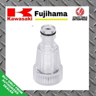 hot(✪ω✪) Pressure Washer Water Inlet for KAWASAKI and FUJIHAMA Kawasaki pressure washer parts