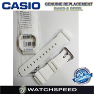 Original Replacement Band and Bezel for Casio G-Shock For DW-5600WB-7/DW5600FS7/GW-M5600A-7